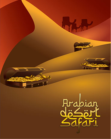 Arabian Desert Safari | Riddlebook