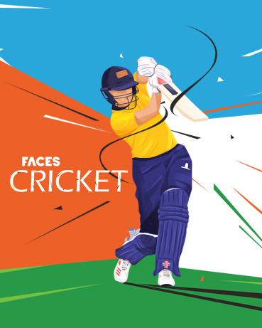 Faces Cricket 1